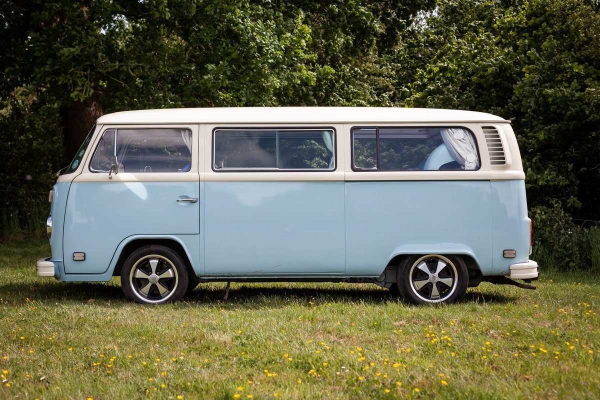 1973 VW T2 Baywindow Kombi/Camper For Sale (picture 2 of 23)