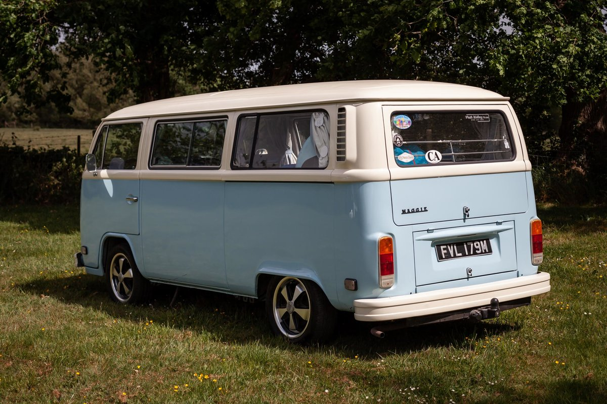 1973 VW T2 Baywindow Kombi/Camper For Sale (picture 3 of 23)