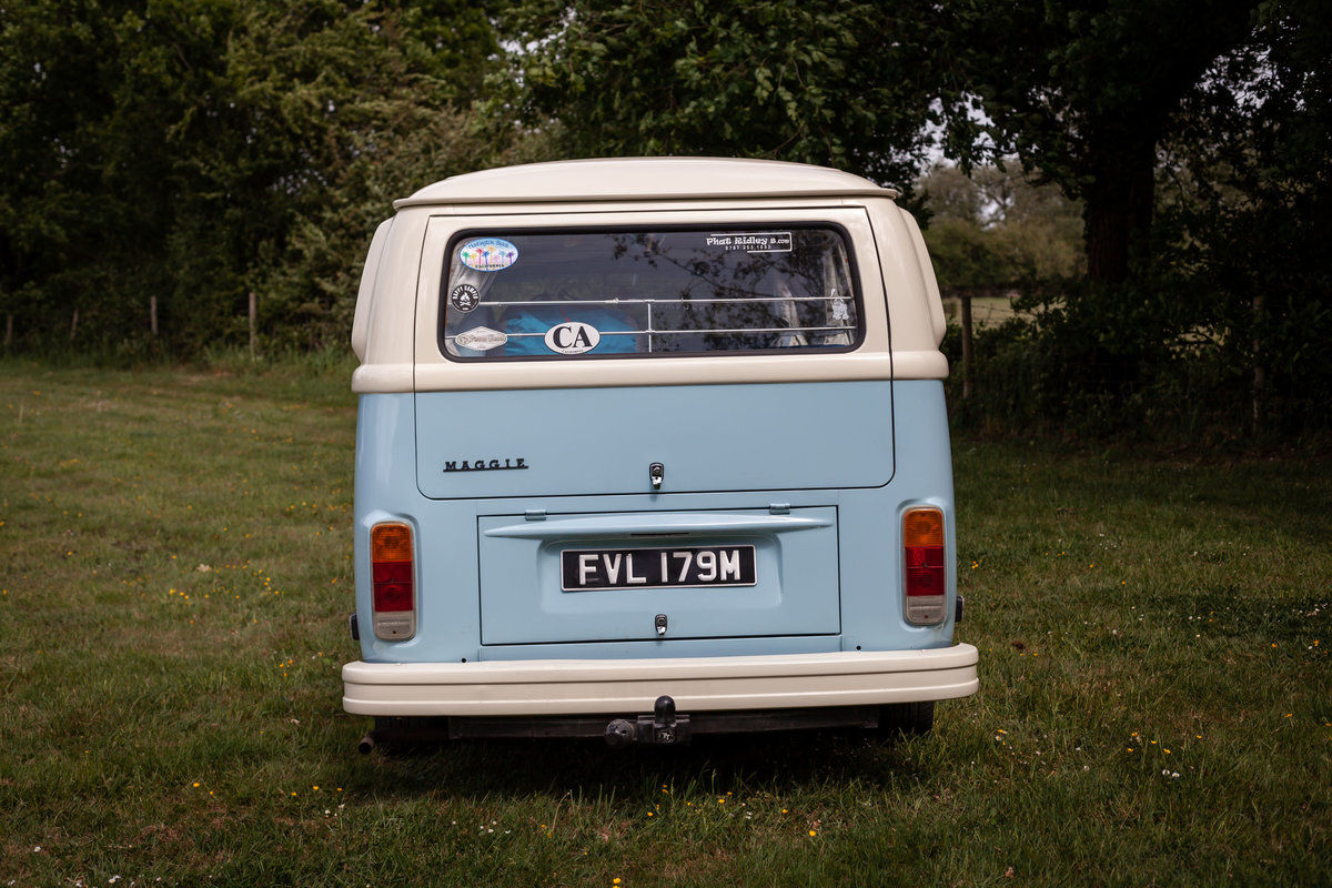 1973 VW T2 Baywindow Kombi/Camper For Sale (picture 4 of 23)