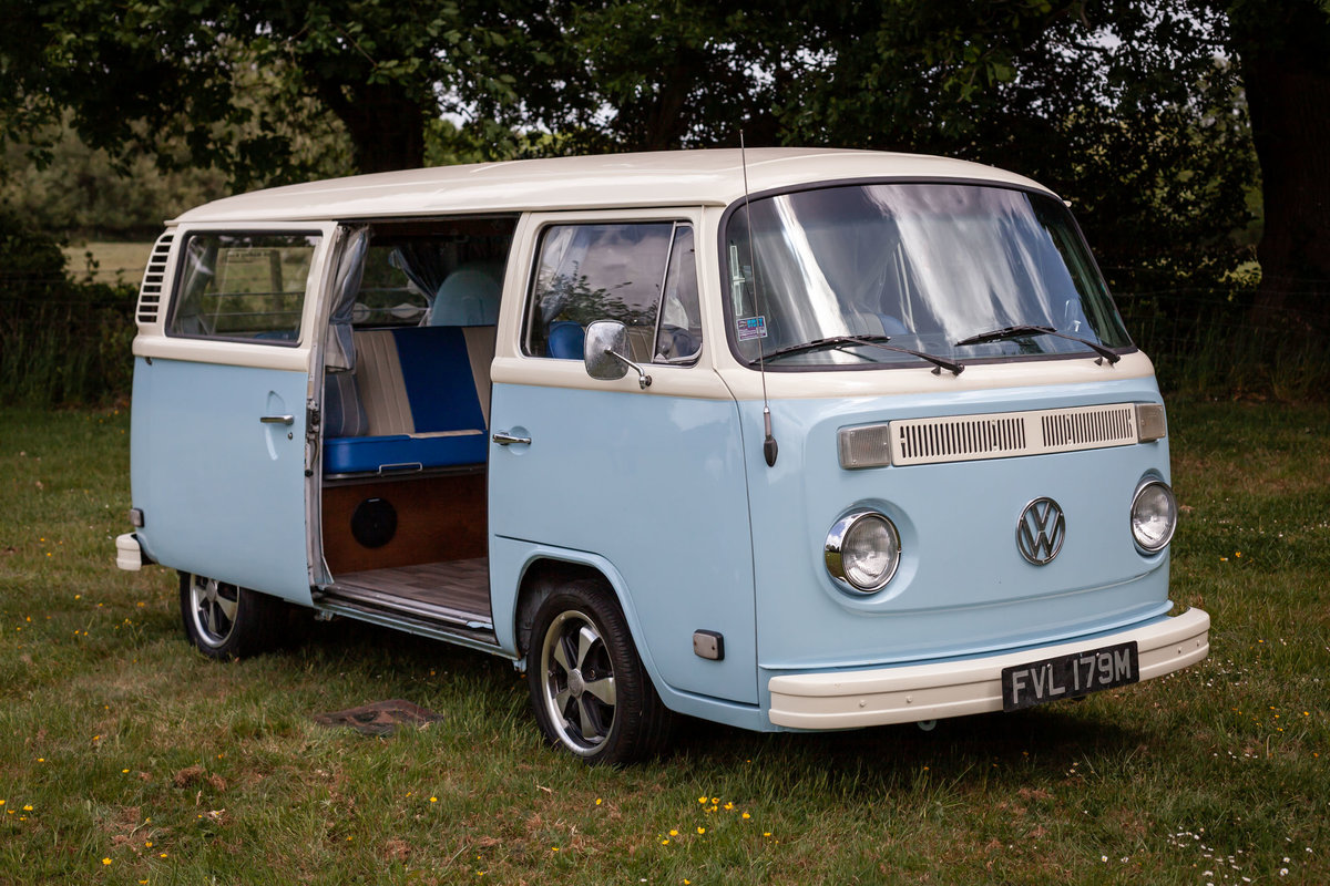 1973 VW T2 Baywindow Kombi/Camper For Sale (picture 5 of 23)