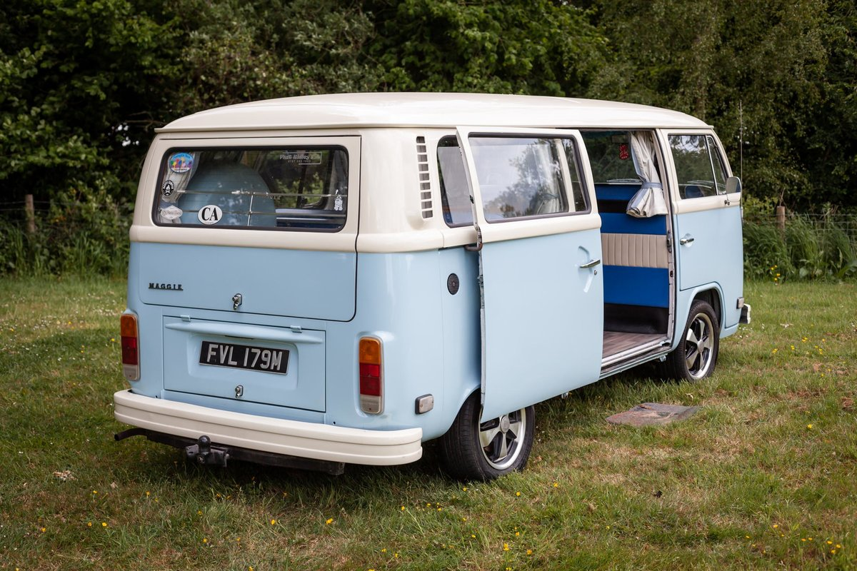 1973 VW T2 Baywindow Kombi/Camper For Sale (picture 6 of 23)