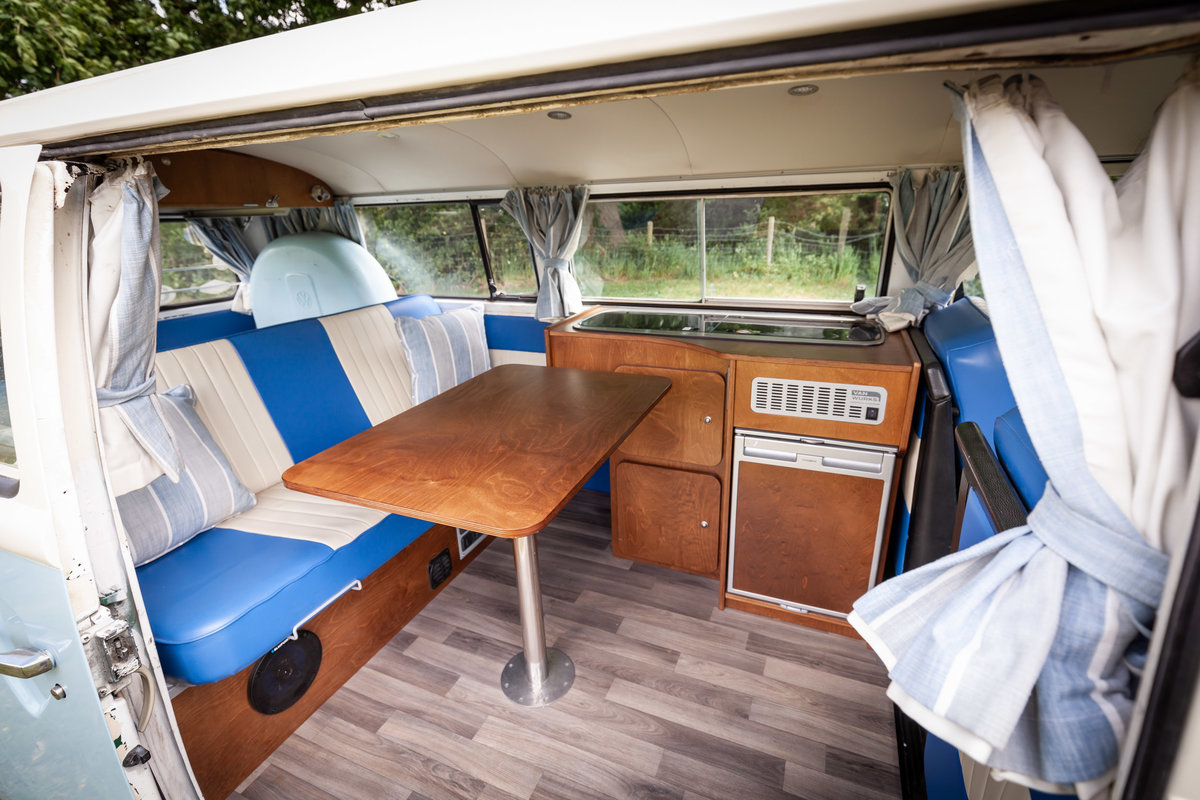 1973 VW T2 Baywindow Kombi/Camper For Sale (picture 12 of 23)