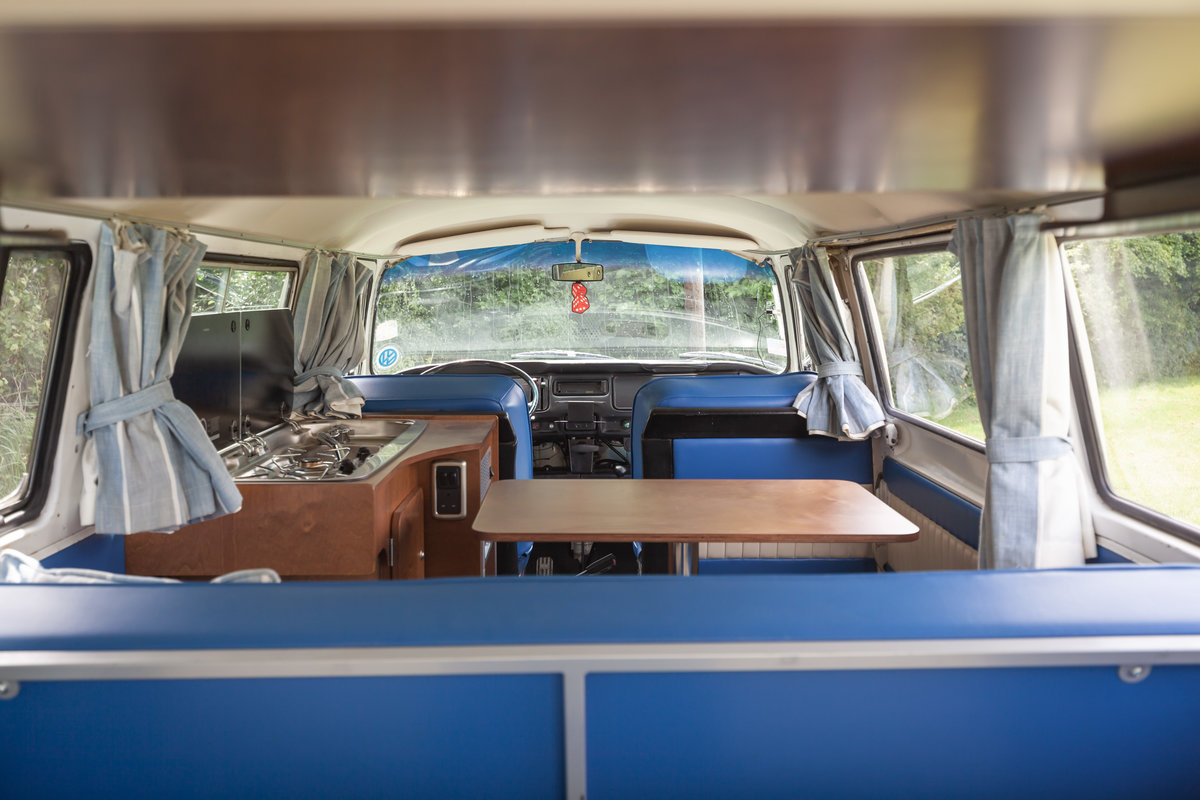 1973 VW T2 Baywindow Kombi/Camper For Sale (picture 14 of 23)
