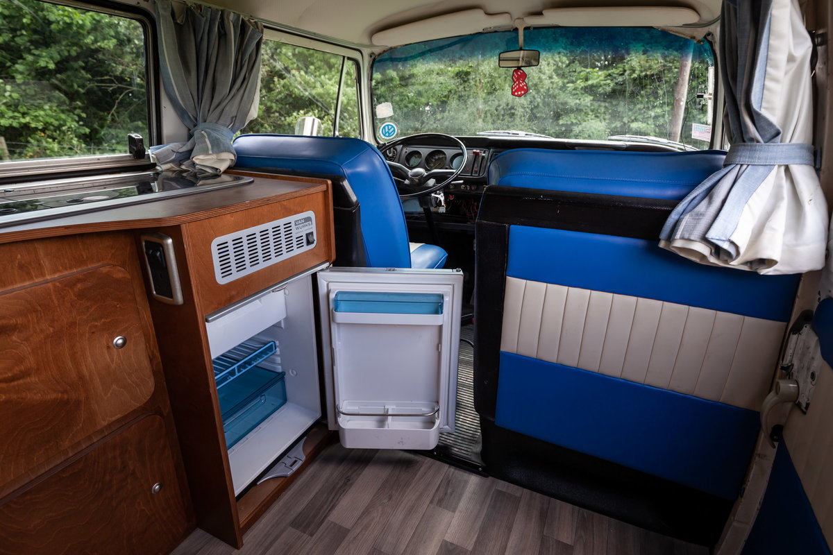 1973 VW T2 Baywindow Kombi/Camper For Sale (picture 15 of 23)