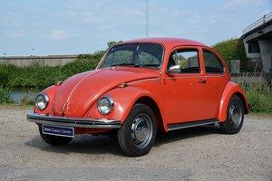 Volkswagen Beetle 1300 new paint 1972 SOLD