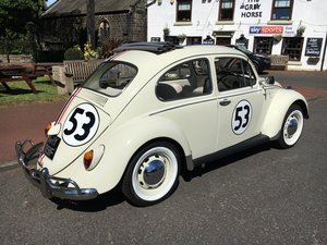 1968 VW Beetle 1200cc
