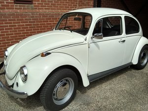 1972 VW BEETLE 1200 SALOON. IMMACULATE CONDITION.