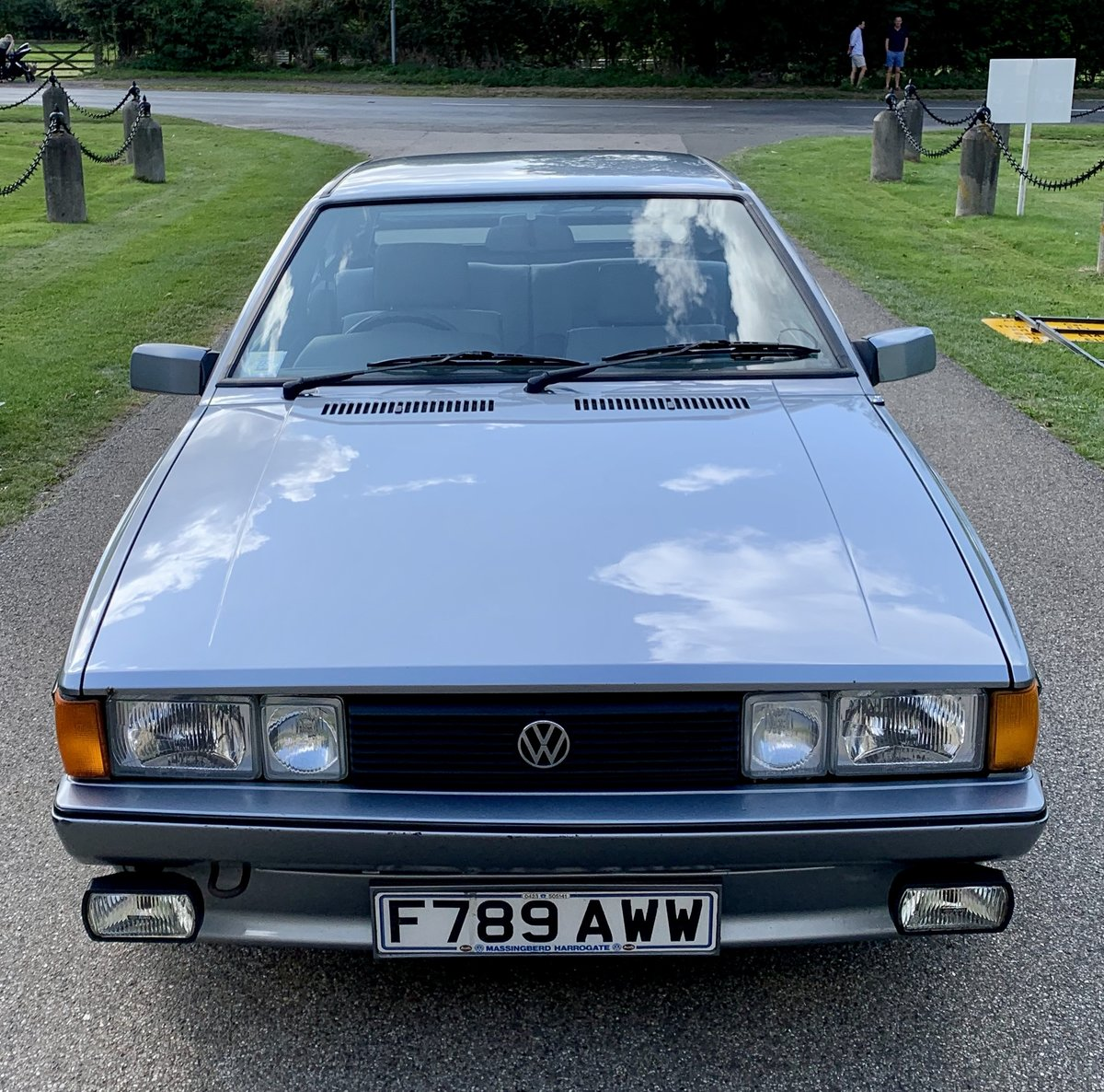 1988 VW Scirocco Scala 1.8 SOLD (picture 2 of 6)