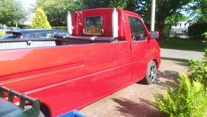 1998 Vw t4 custom pickup For Sale