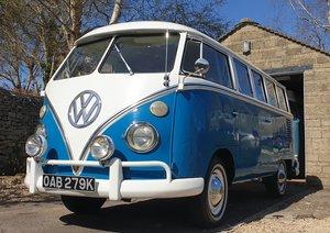1972 VW Splitscreen Campervan