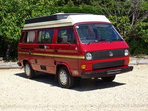 VW Camper T25 – Autohomes Kamper (RHD) STUNNING