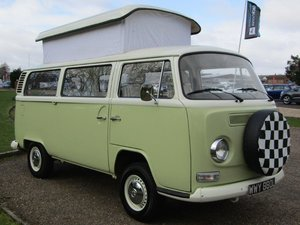 1973 VW T2 Bay Window Camper at ACA 20th June  For Sale