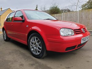 2001 VW Golf 1.8 GTi Turbo at ACA 20th June  For Sale