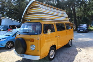Amazing VW camper Type 2 Devon Moonraker