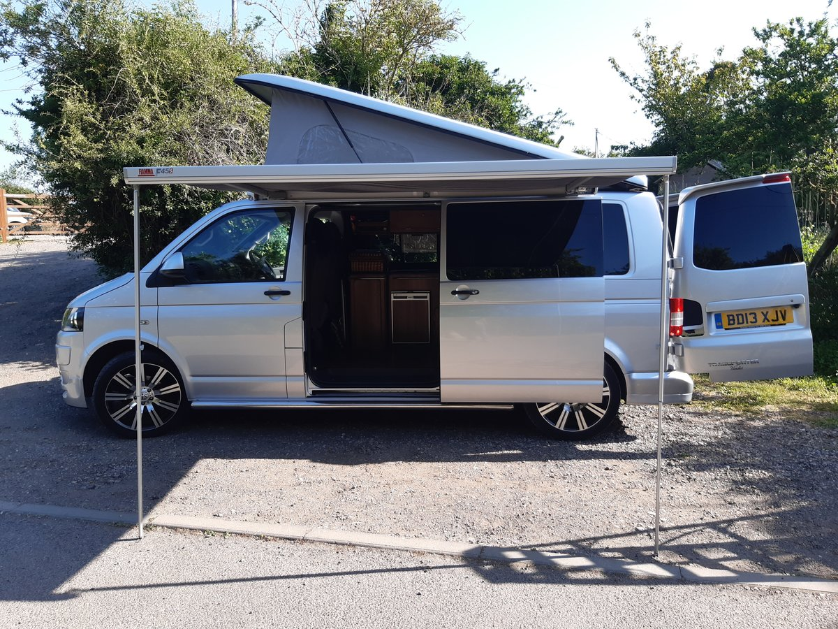 2013 Camper van For Sale (picture 2 of 6)