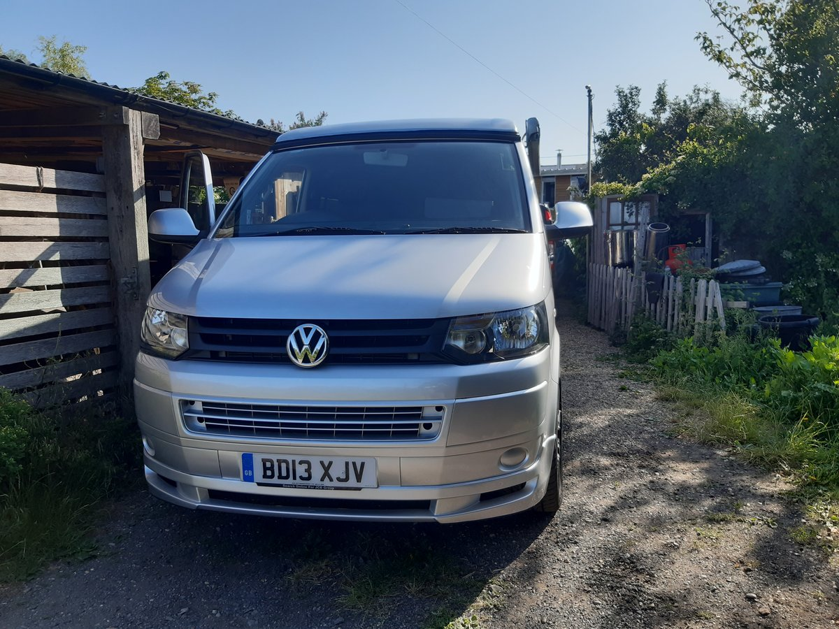 2013 Camper van For Sale (picture 5 of 6)