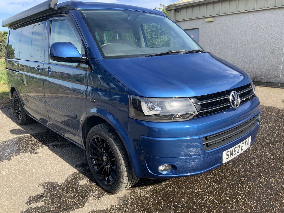 2012 VW California SE 4 berth 2.0 TDI 140ps Olympian Bl For Sale (picture 4 of 4)