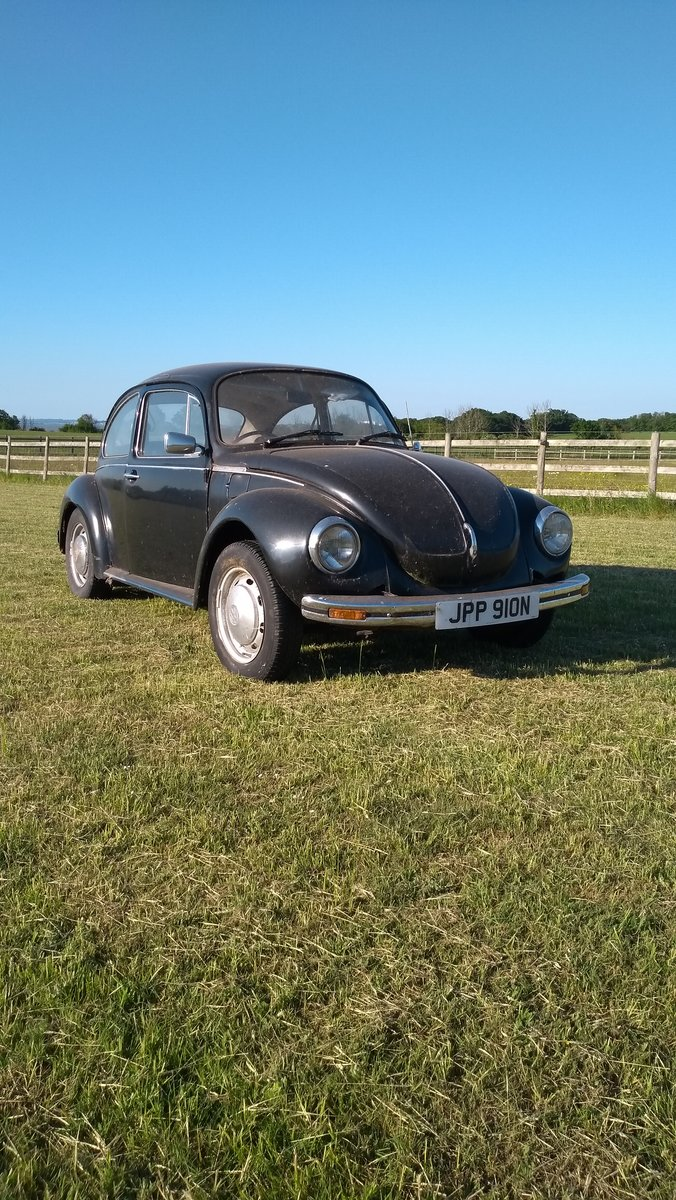 1975 VW 1303 Super Beetle SOLD (picture 1 of 6)