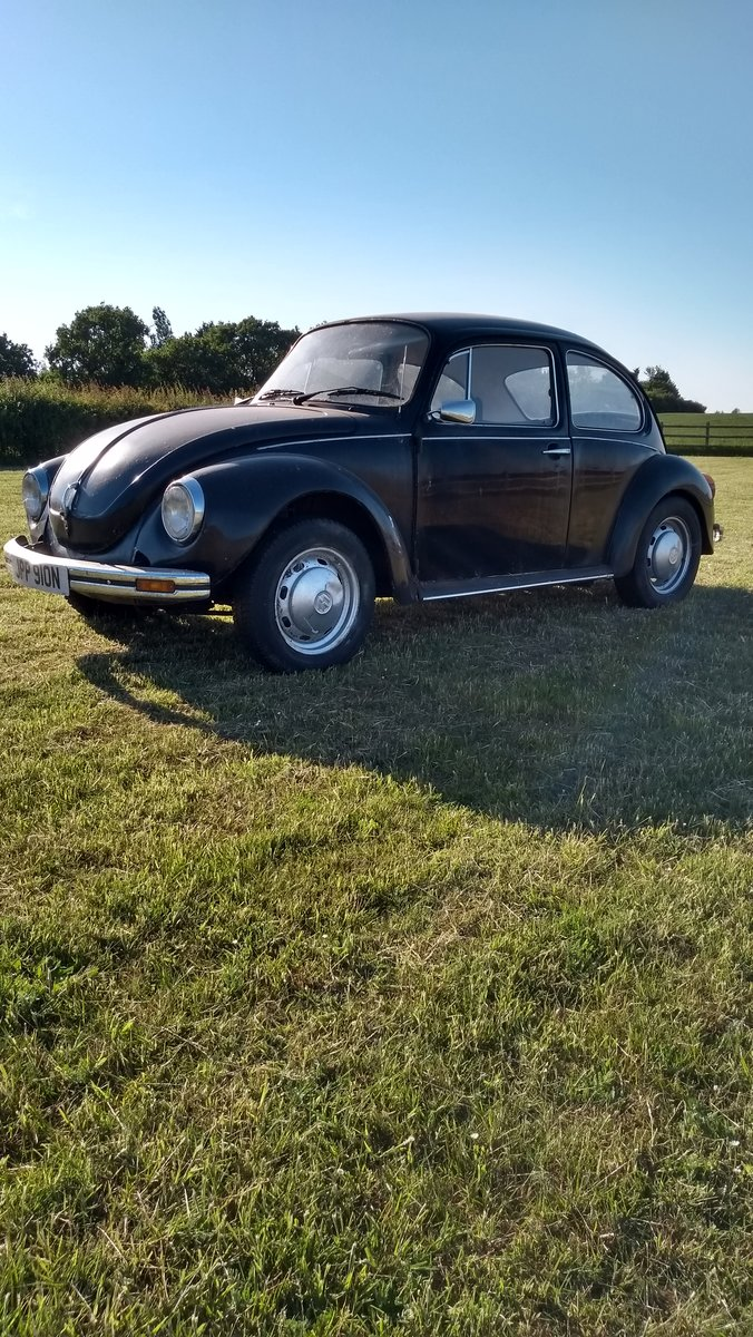 1975 VW 1303 Super Beetle SOLD (picture 4 of 6)