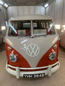 1964 VW Splitscreen