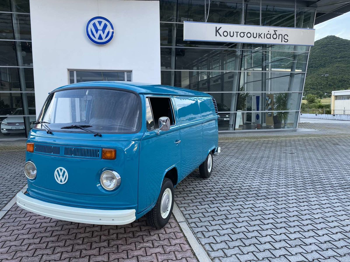 1978 VW T2 Bay window Panel van For Sale (picture 2 of 6)