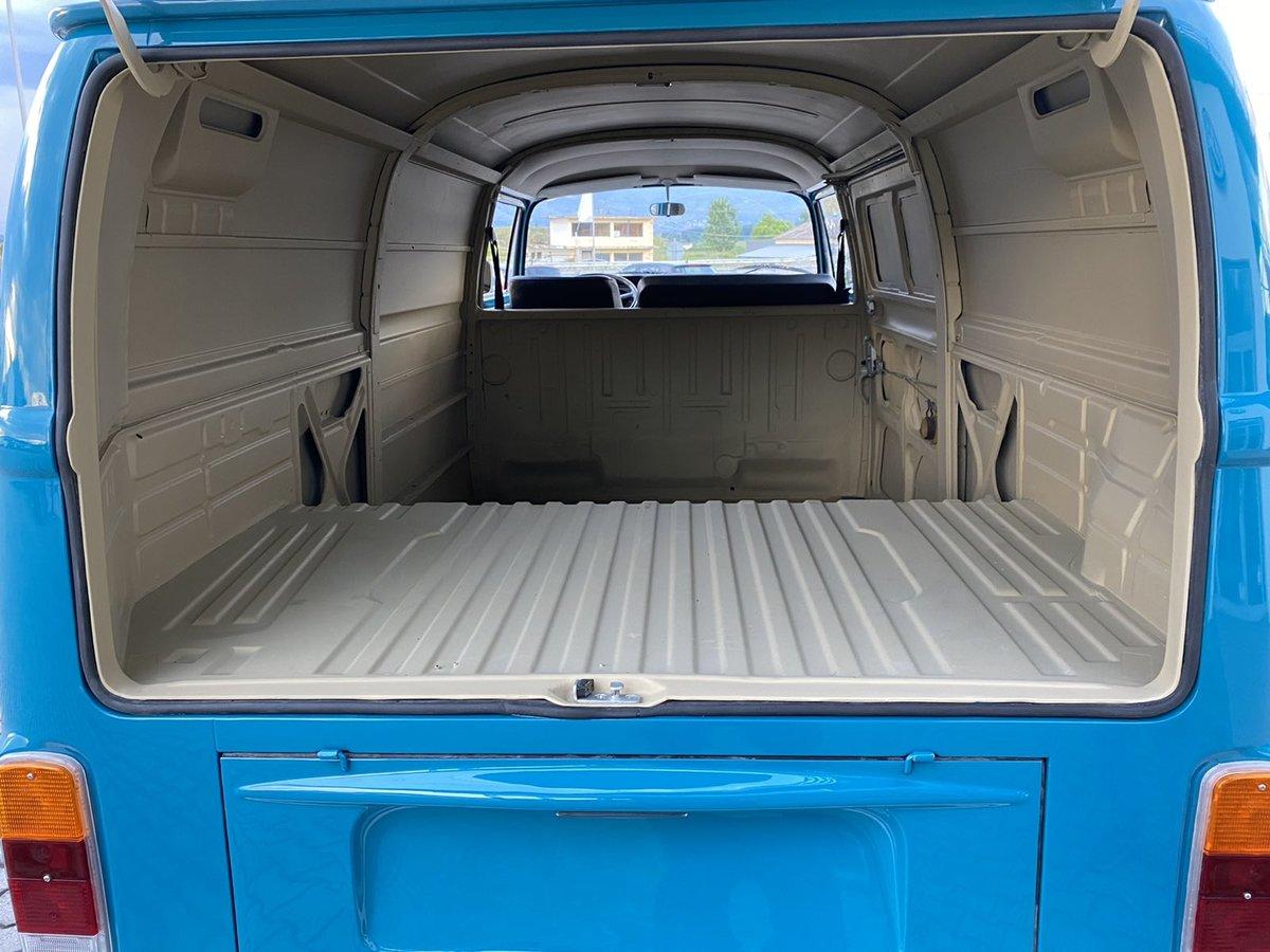 1978 VW T2 Bay window Panel van For Sale (picture 5 of 6)
