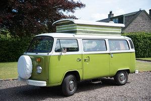 1977 VW Devon Campervan, rare, 2 Litre