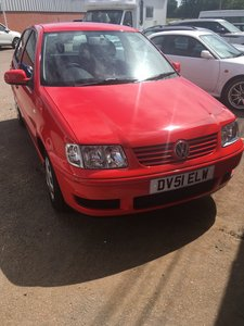 2001 VW Polo Mk3 Match L 5 door 19,500 miles