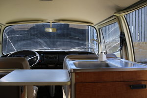 1970 VW T2 Bay Window Westfalia Campervan