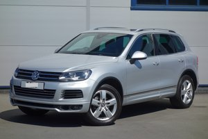 2012 Volkswagen Touareg 3.0 TDi V6 240PS 8 Spd Tip Big Spec