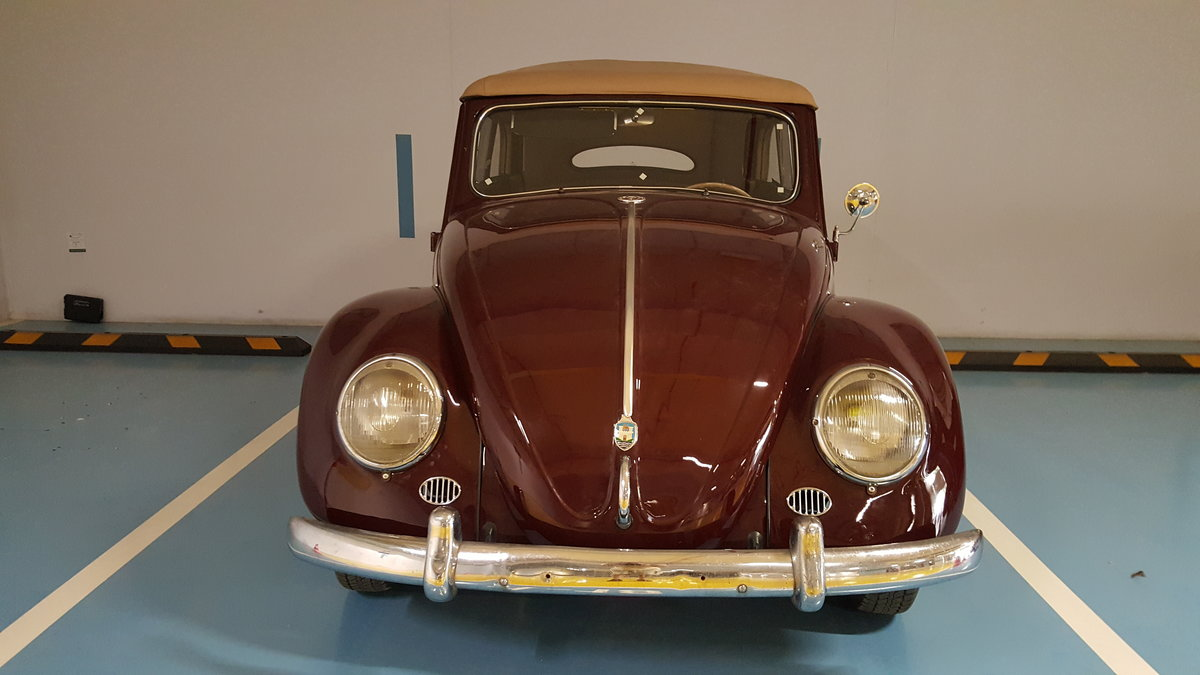 1953 VW KAEFER CABRIO OVAL For Sale (picture 1 of 5)