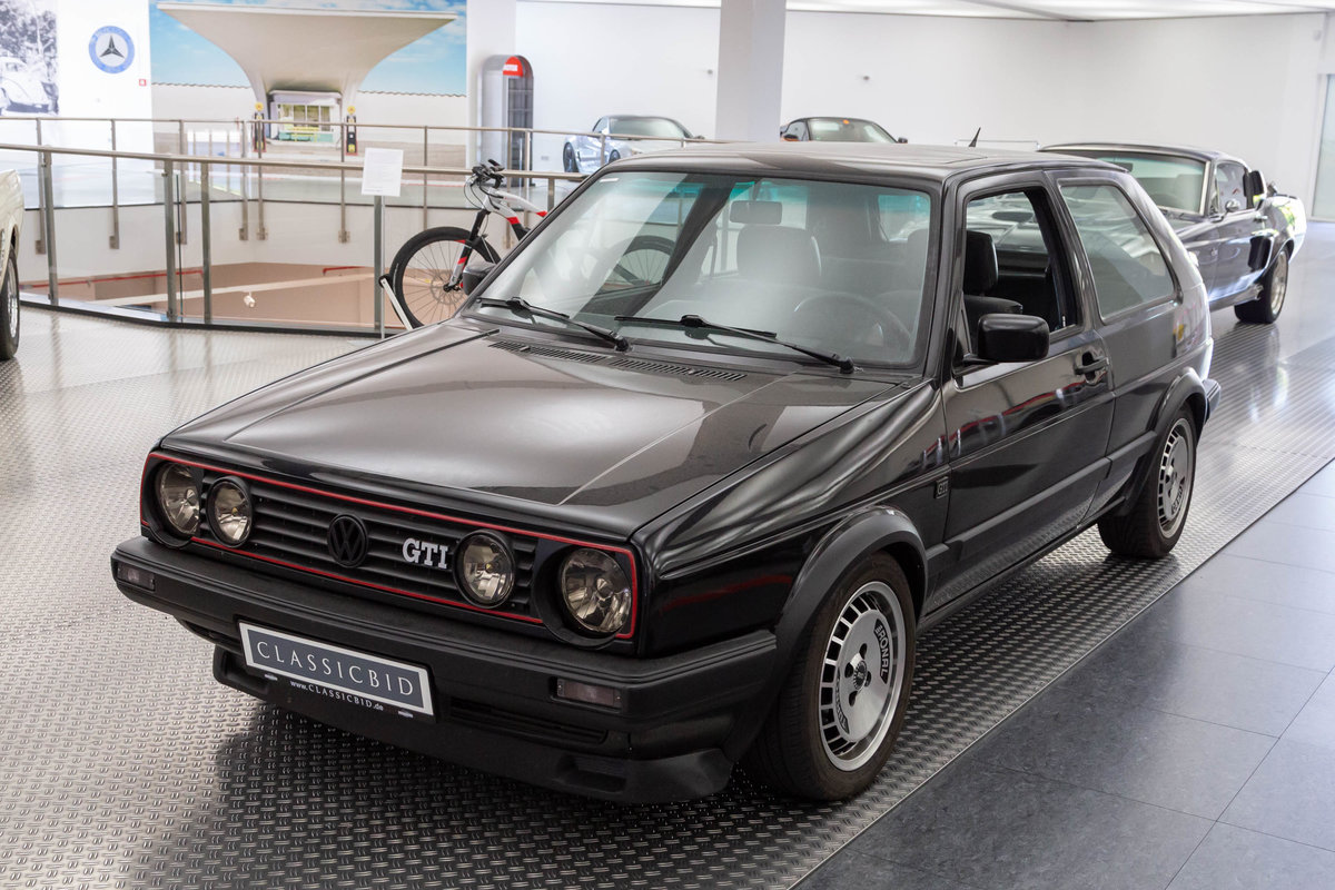 1989 Volkswagen Golf GTI  For Sale (picture 1 of 6)