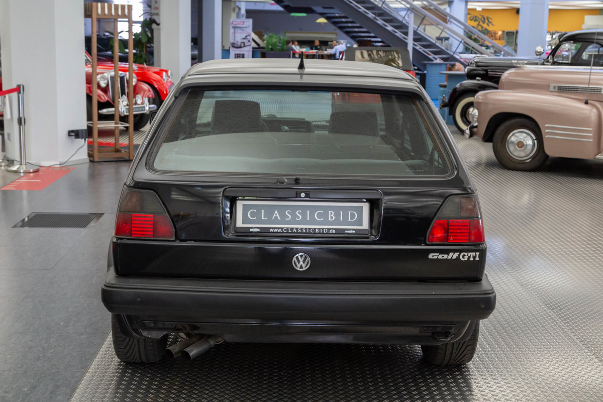 1989 Volkswagen Golf GTI  For Sale (picture 3 of 6)