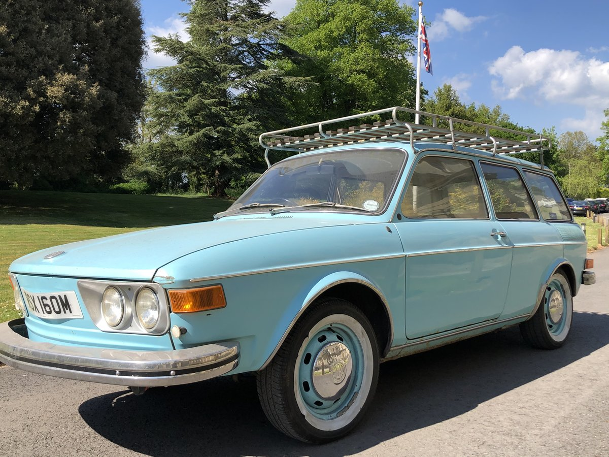1974 VW 412LE  air cooled variant  For Sale (picture 1 of 6)