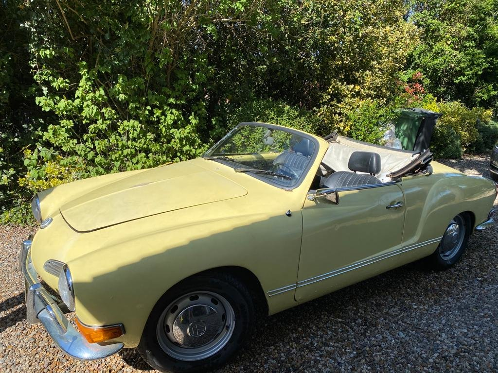 1969 Karman Ghia Lovely car easy restoration project SOLD (picture 2 of 5)