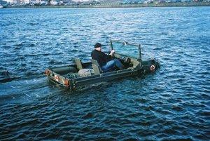 1945 Soviet Schwimmwagen