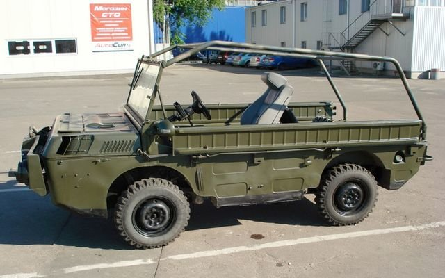 1945 Soviet Schwimmwagen For Sale (picture 4 of 4)