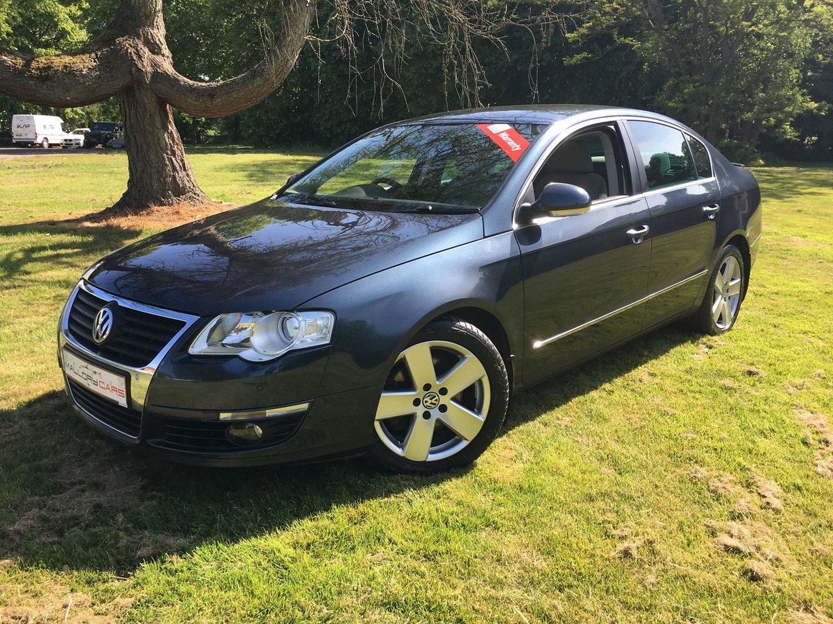2007 Passat just serviced, and good service history For Sale (picture 1 of 6)