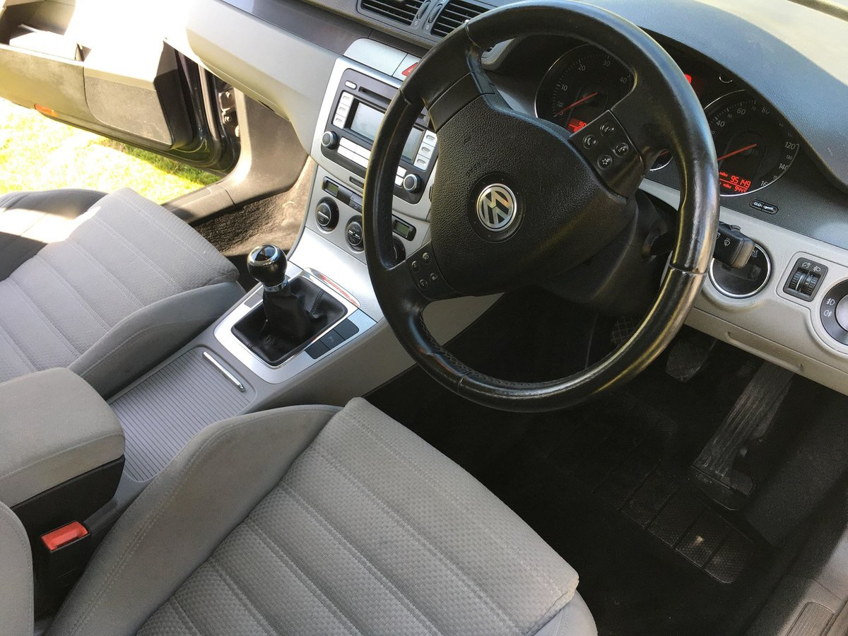 2007 Passat just serviced, and good service history For Sale (picture 6 of 6)