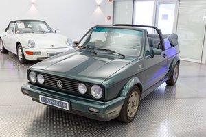 """1990 Volkswagen Golf I Cabrio """"Etienne Aigner"""""""