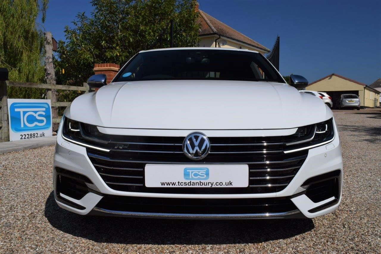 2018 VW Arteon R-Line 280 4Motion 2.0TFSI 280bhp DSG Automatic SOLD (picture 1 of 6)