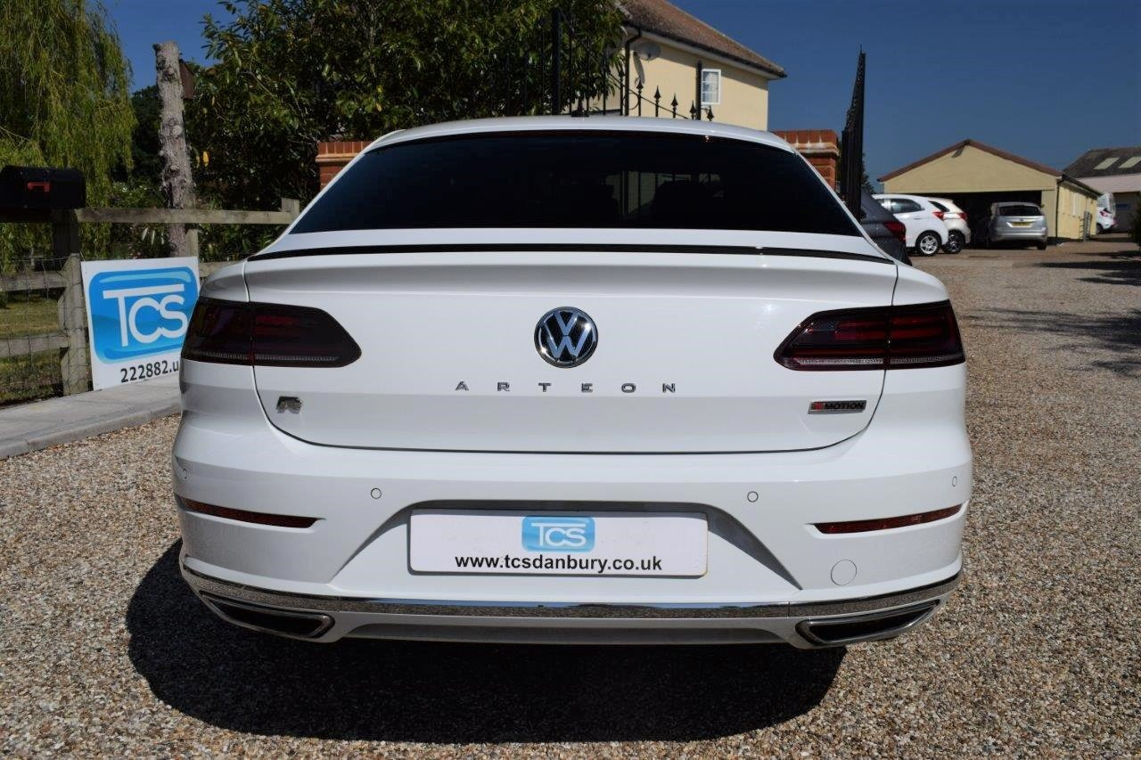 2018 VW Arteon R-Line 280 4Motion 2.0TFSI 280bhp DSG Automatic SOLD (picture 2 of 6)