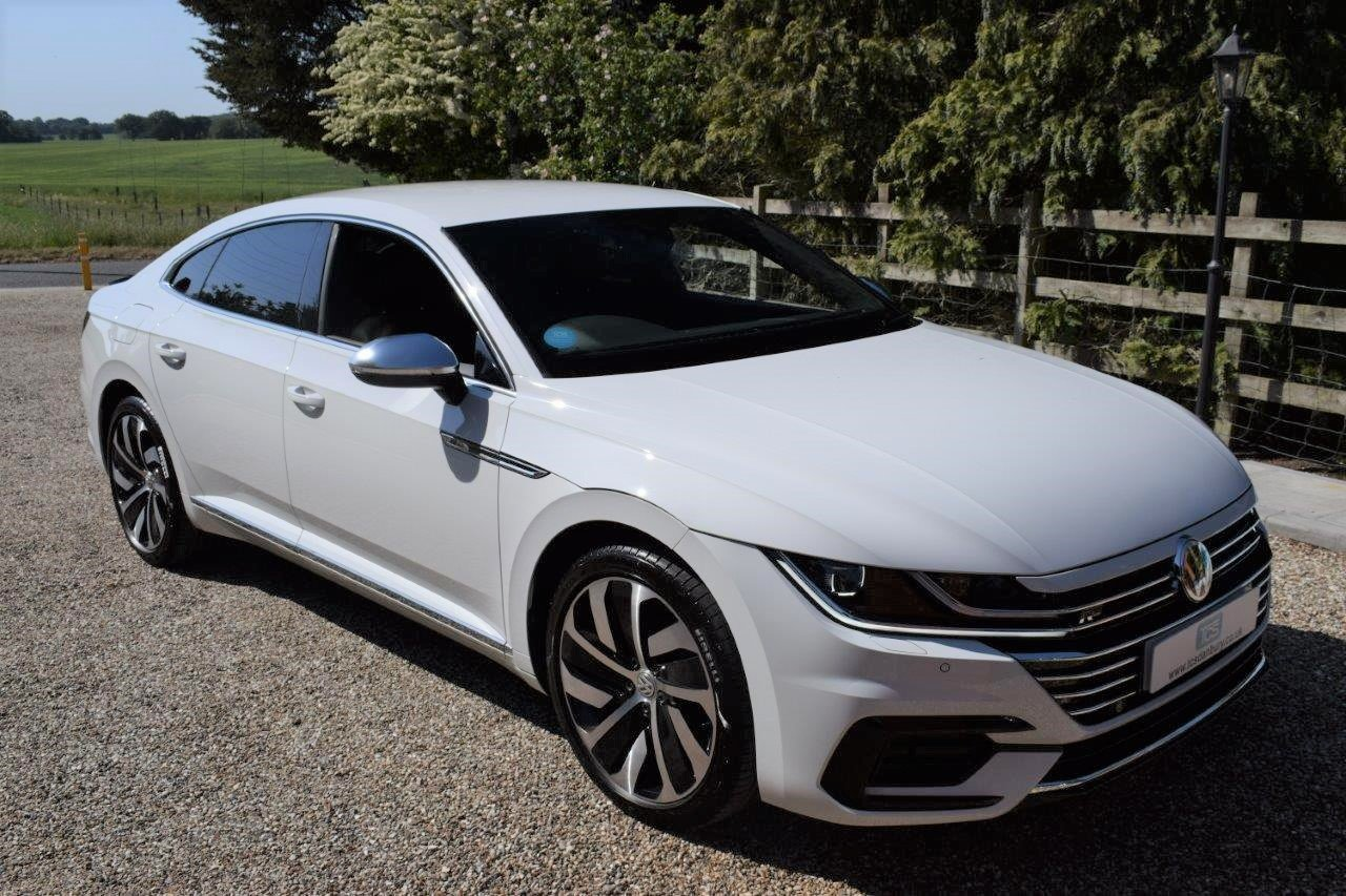 2018 VW Arteon R-Line 280 4Motion 2.0TFSI 280bhp DSG Automatic SOLD (picture 3 of 6)