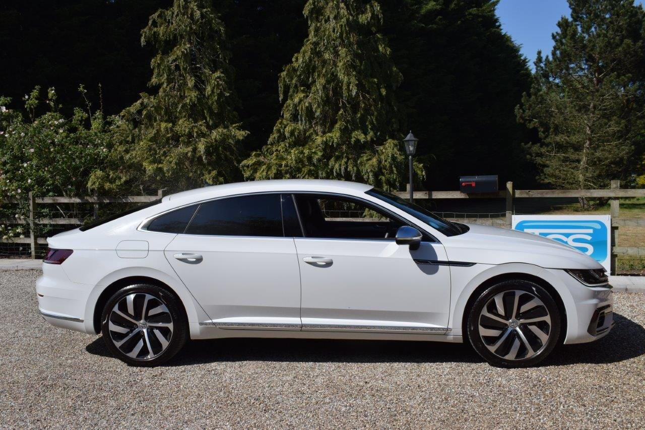 2018 VW Arteon R-Line 280 4Motion 2.0TFSI 280bhp DSG Automatic SOLD (picture 5 of 6)
