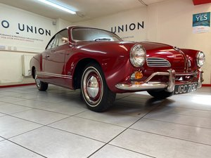 Picture of 1965 1956 VOLKSWAGEN KARMANN GHIA