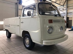 1979 VW T2 Pick up Single cab For Sale