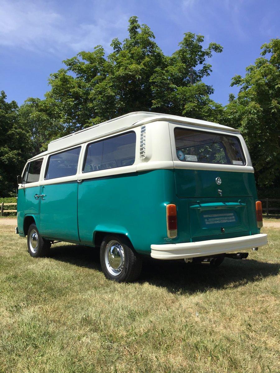 1972 Vw T2 Bay window camper van SOLD (picture 3 of 6)