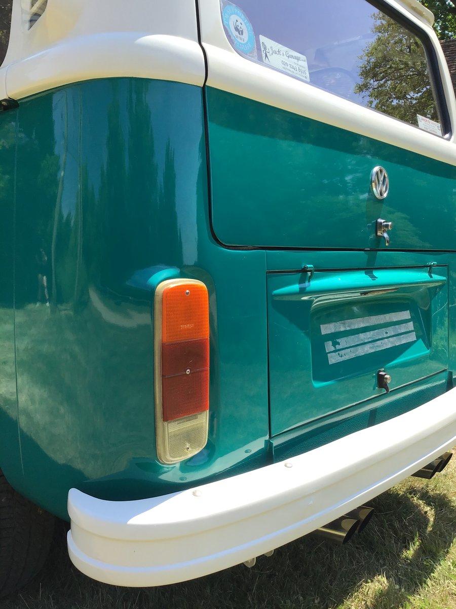 1972 Vw T2 Bay window camper van SOLD (picture 5 of 6)