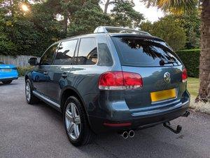 5.0 V10 TDI Volkswagen Touareg RARE