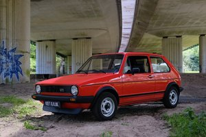 Picture of 1983 Golf, Golf Gti, VW Golf, Gti